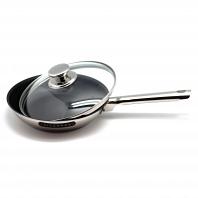 Сковорода коническая антипригарная Silampos Royal 22см
