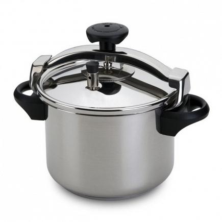 Скороварка с корзиной Silampos Pressure Cooker Traditional 6л 641122018660B