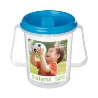 Детская чашка с носиком Sistema Hydrate 250мл
