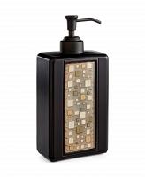 Дозатор для жидкого мыла Croscill Mosaic