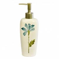 Дозатор для жидкого мыла Croscill Living Spa Leaf