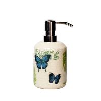 Дозатор для жидкого мыла Croscill Living Butterfly Palm