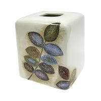 Бокс для салфеток (салфетница) Croscill Mosaic Leaves