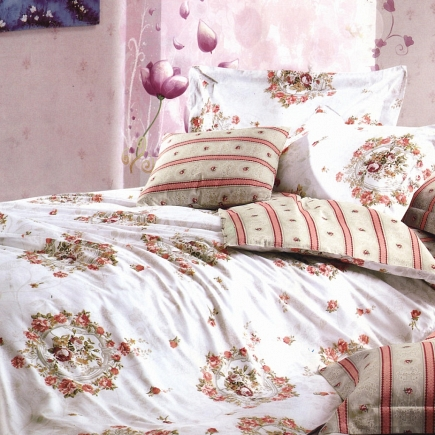 Атриум КПБ сатин 7Е Sofi de Marko Bedding Sets 7Е-1214