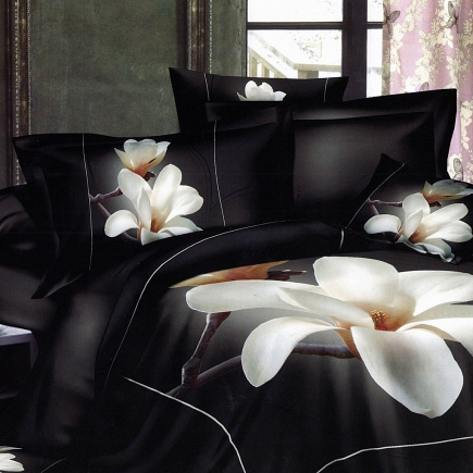 Самуэль КПБ сатин 7Е Sofi de Marko Bedding Sets 7Е-1245(1)