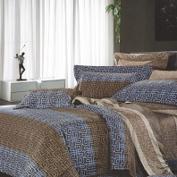 Кэлвен КПБ сатин 7Е Sofi de Marko Bedding Sets