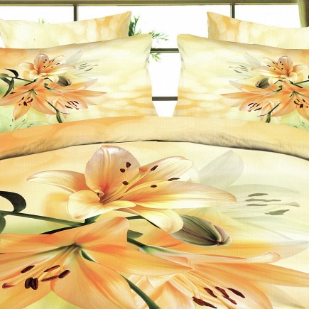 Линда КПБ сатин 7Е Sofi de Marko Bedding Sets 7Е-2113