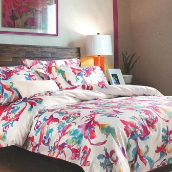 Бруно КПБ сатин 7Е Sofi de Marko Bedding Sets 7Е-2128