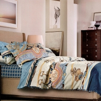 Осман КПБ сатин 7Е Sofi de Marko Bedding Sets