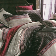 Нейрон КПБ сатин 7Е Sofi de Marko Bedding Sets