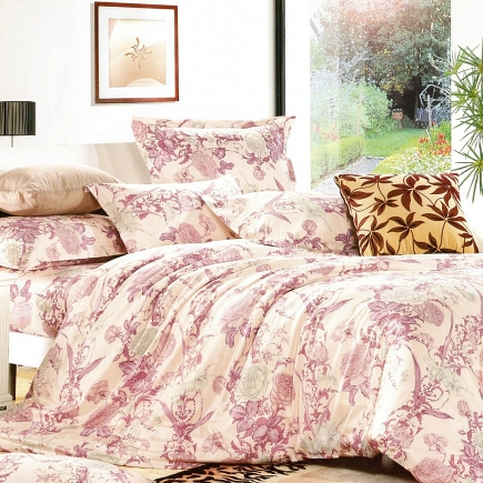 Сильвестр КПБ сатин 7Е Sofi de Marko Bedding Sets 7Е-2197