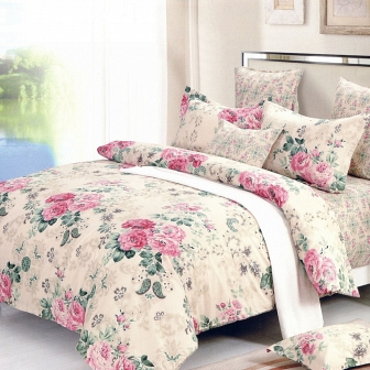 Хизер КПБ сатин 7Е Sofi de Marko Bedding Sets 7Е-2211