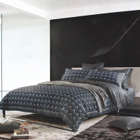 Россилини (сер) КПБ сатин 7E Sofi de Marko Bedding Sets