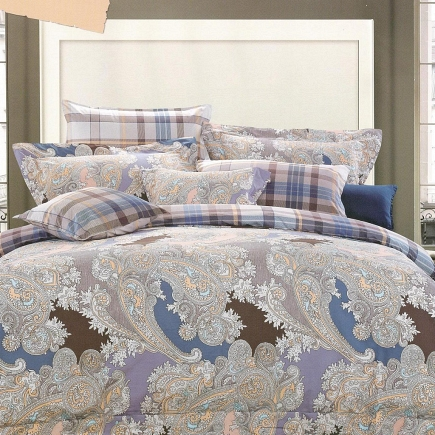 Фродо КПБ сатин 7Е Sofi de Marko Bedding Sets 7Е-2286
