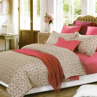 Джинни КПБ сатин 7Е Sofi de Marko Bedding Sets