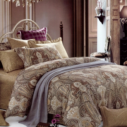 Ремус КПБ сатин 7Е Sofi de Marko Bedding Sets 7Е-3034