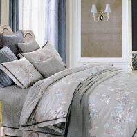 Айрис КПБ сатин 7Е Sofi de Marko Bedding Sets