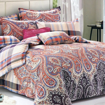 Анкара КПБ сатин 7Е Sofi de Marko Bedding Sets 7Е-3068
