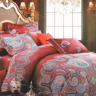 Клиффорд КПБ сатин 7Е Sofi de Marko Bedding Sets 7Е-3157