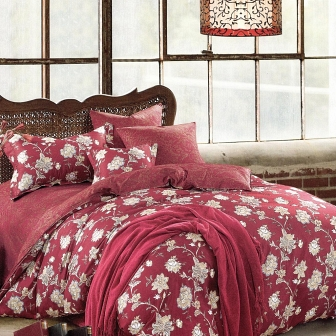 Никита КПБ сатин 7Е Sofi de Marko Bedding Sets 7Е-3171