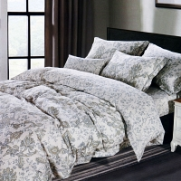 Ника (беж) КПБ сатин 7Е Sofi de Marko Bedding Sets