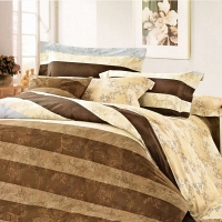 Фредди (беж) КПБ сатин 7Е Sofi de Marko Bedding Sets