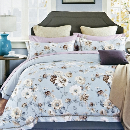 Алекса КПБ сатин 7Е Sofi de Marko Bedding Sets 7Е-3348