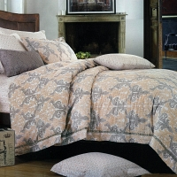 Гектор (беж) КПБ сатин 7Е Sofi de Marko Bedding Sets