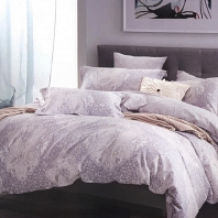 Барбарис (беж) КПБ сатин 7Е Sofi de Marko Bedding Sets
