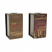 Декоративная емкость для винных пробок/мелочей Boston Warehouse Kitchen AST/2