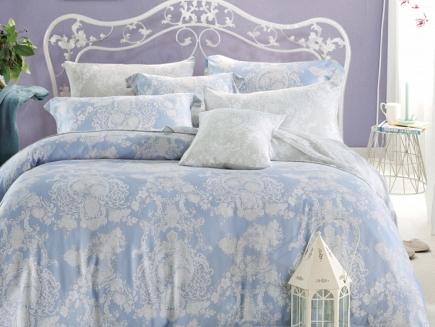 Комплект 2 наволочки 50х70см и простынь Asabella Blankets and Pillows 240х260см 777-3P