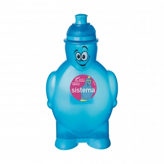 Бутылка для воды Sistema Hydrate 350мл 790