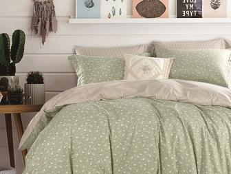 Комплект постельного белья Asabella Bedding Sets 1,5 спальный 824-4S