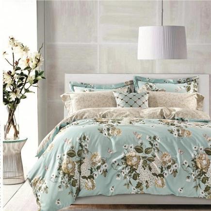 Комплект постельного белья Asabella Bedding Sets 1,5 спальный 842-4S