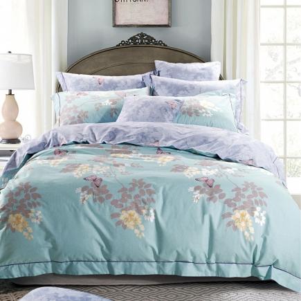 Комплект постельного белья Asabella Bedding Sets Евро 853-6