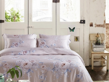 Комплект постельного белья Asabella Bedding Sets Евро 860-6