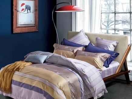 Комплект постельного белья Asabella Bedding Sets 1,5 спальный 861-4S