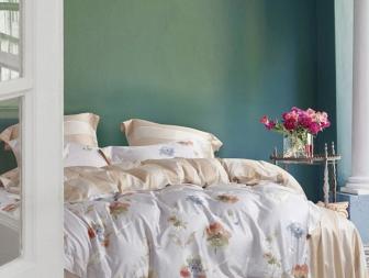 Комплект постельного белья Asabella Bedding Sets Евро 864-6
