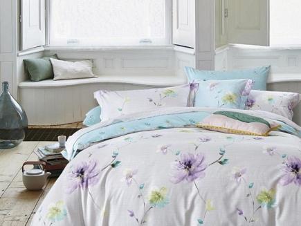 Комплект постельного белья Asabella Bedding Sets Евро 865-6