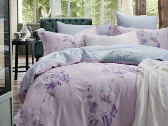 Комплект постельного белья Asabella Bedding Sets Евро 867-6