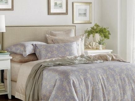 Комплект постельного белья Asabella Bedding Sets 1,5 спальный 872-4S