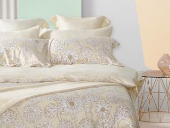 Комплект постельного белья Asabella Bedding Sets Евро 873-6
