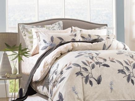 Комплект постельного белья Asabella Bedding Sets Евро 879-6