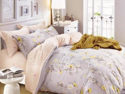Комплект постельного белья Asabella Bedding Sets 1,5 спальный 880-4S
