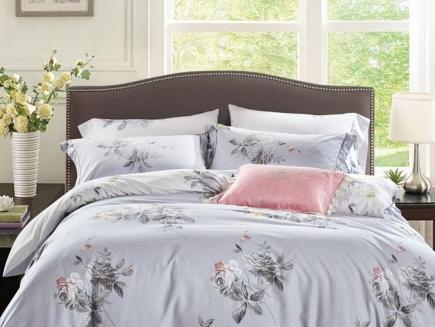 Комплект постельного белья Asabella Bedding Sets 1,5 спальный 885-4S