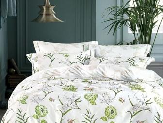 Комплект постельного белья Asabella Bedding Sets Евро 887-6