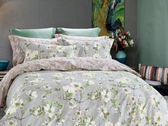 Комплект постельного белья Asabella Bedding Sets Евро 888-6