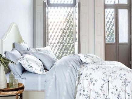 Комплект постельного белья Asabella Bedding Sets Евро 889-6