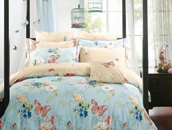 Комплект постельного белья Asabella Bedding Sets Евро 890-6