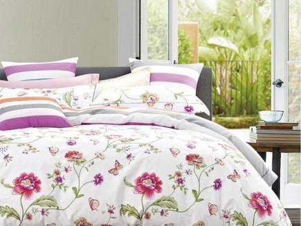 Комплект постельного белья Asabella Bedding Sets 1,5 спальный 892-4S